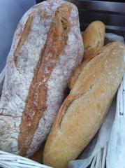 Nuestro pan gallego, del bueno...