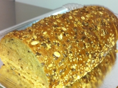 Pan multicereales, para el que exige unas buenas tostadas por la ma�ana...