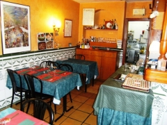 Restaurante cocina catalana en traspaso en barcelona. invercor. tel. 933601000