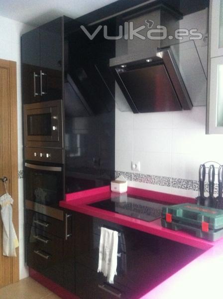 Muebles De Cocina Lacados Alto Brillo – Ocinel.com
