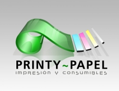 Logo para printy papel