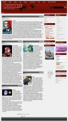 Designdcl: blog news (wordpress)