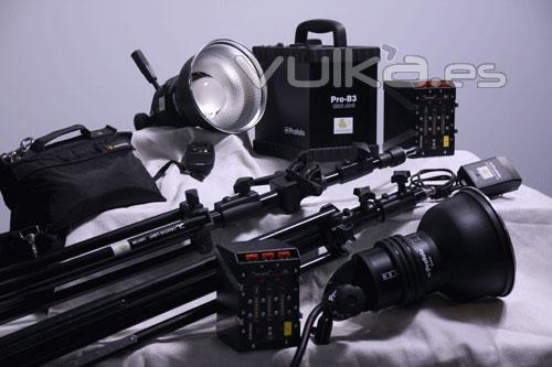 Iluminacion Fotografica Profoto B3 Air