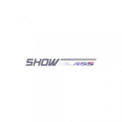 Logo showglass, puntos de información multimedia