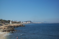 Las rotas Beach, Denia