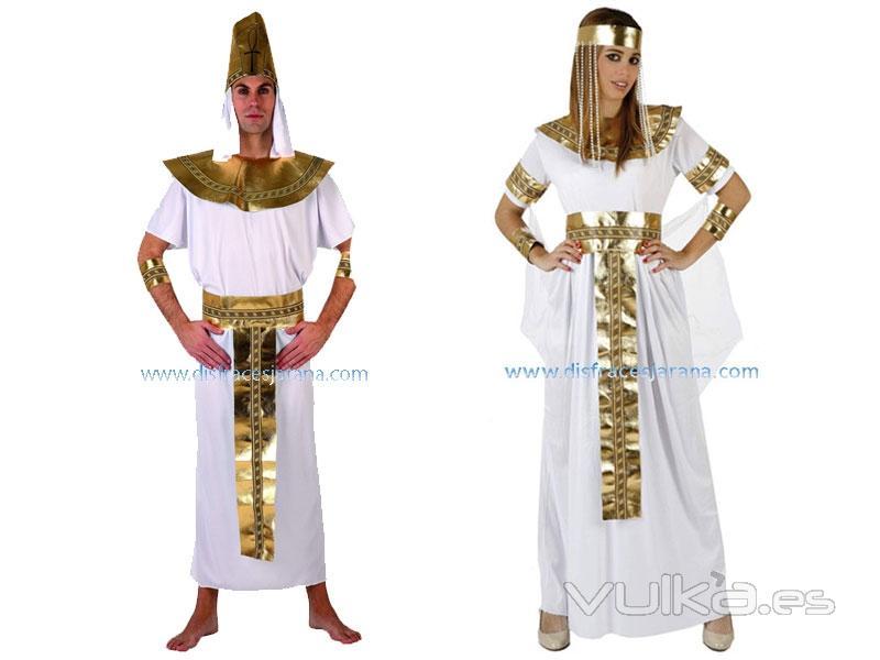 Foto Disfraces De Faraones