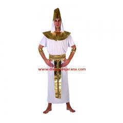 Disfraz de egipcio o fara�n
