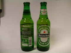 Cerveza heineken de 33cl no retornable