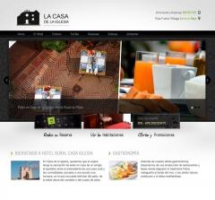 DISEÑO PÁGINA WEB HOTEL