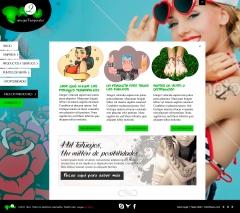 DISEÑO WEB TA2U.ES