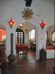 El bar del hostal california