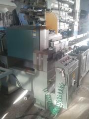 Maquina de corte de aluminio