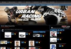 Portafolios: fox urban racing