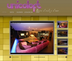 Portafolios: Unicoloft