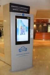 Tótem interactivo en Policlínica Gipuzkoa