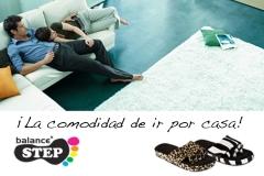 Las Beech Sandals Comfys comodidad para ir por casa.