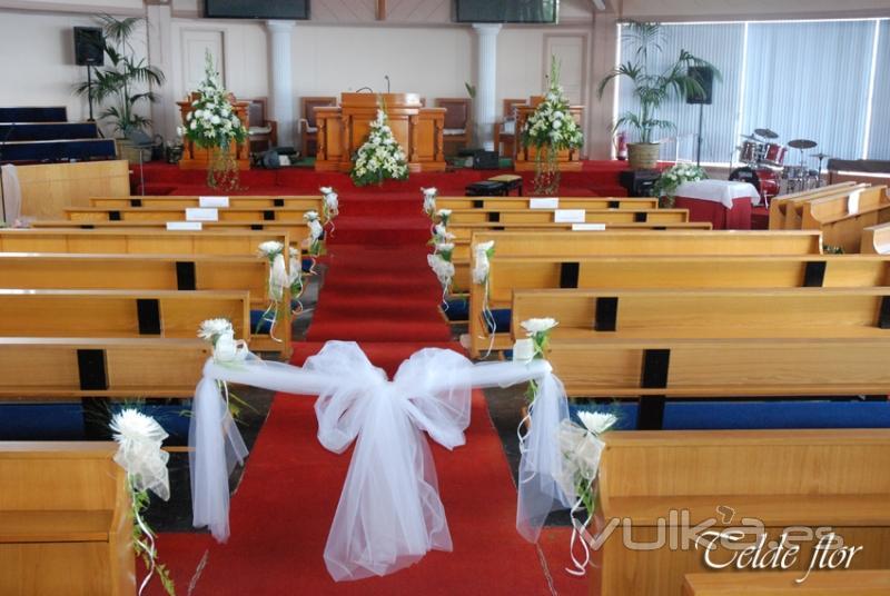 Decoracion iglesias salones todo tipo celebraciones telde pictures