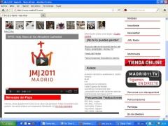 Frecuencias libres en el jmj 2011