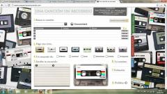Web www.unacancionunrecuerdo.com
