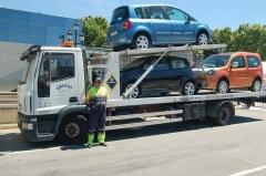 Transporte varios vehículos