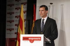 25� aniversario de aijec y xviii edici�n premios joven empresario.