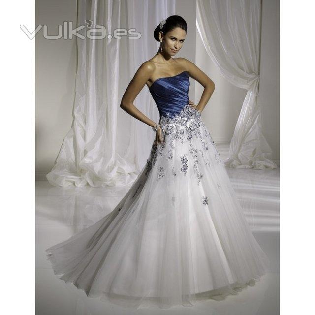 Ver vestidos de novia de colores