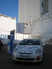 Semana europea de la movilidad 2011. galpe. transformación vehículos a gas (glp)