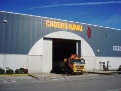 Instalaciones de Chorro Naval