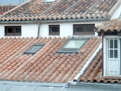 Rehabilitacion de tejado