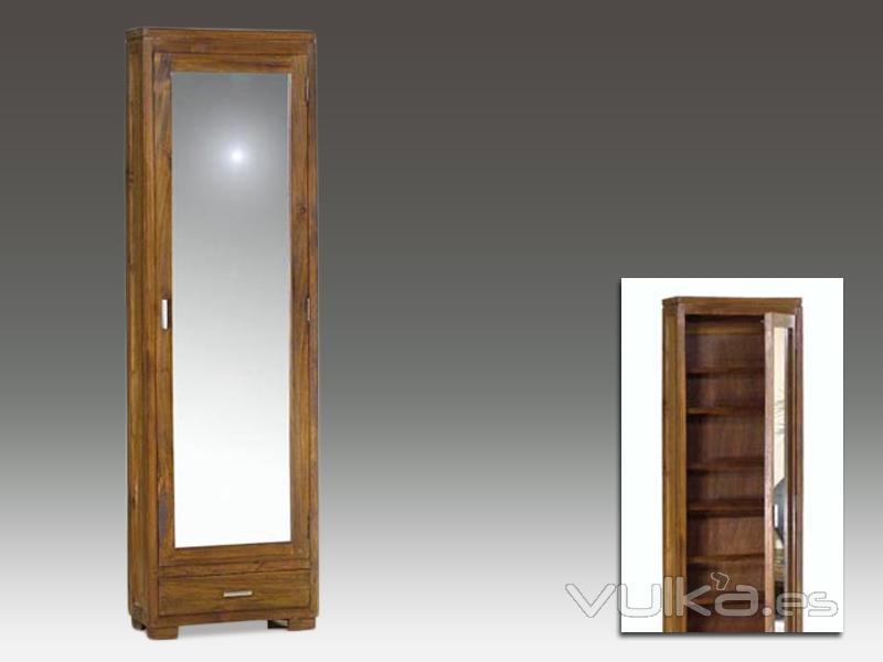 foto zapatero 20cm fondo y espejo