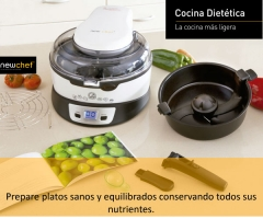Foto robot de cocina newchef - Robot de cocina newchef ...