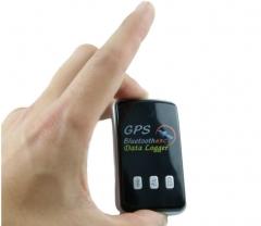 Gps data logger. guarda la ruta, la velocidad y la hora del recorrido mediante gps
