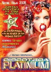 Designdcl: dise�o cartel evento discoteca rota (c�diz)