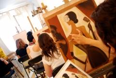 Clases de dibujo y pintura para adultos