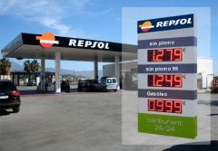 Precios Carburante en Monolitos