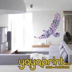 Vinilo decorativo para pared. vinilos infantiles y modernos. decorar habitaciones niños y niñas.
