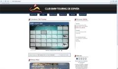 Diseño Web: www.clubtouring.es