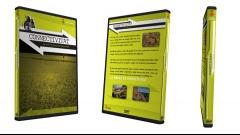 Diseño Gráfico:  Carátula DVD y serigrafia