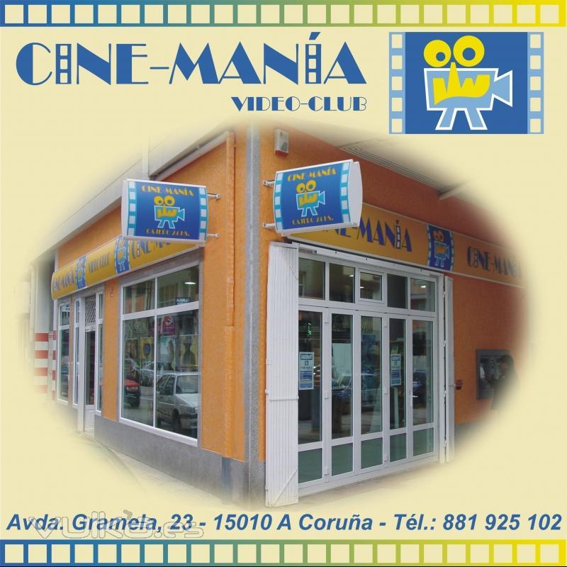 Videoclub CINE-MANIA