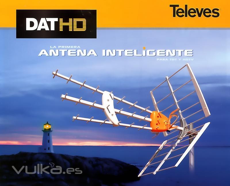 Instalación de Antenas TV TELEVES