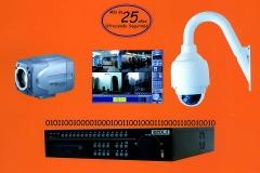 Cctv. instalación de circuitos cerrados de tv y control de accesos.