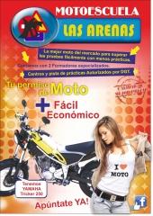 Nueva promoción permiso de moto