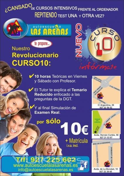 ÉXITO CURSO10 Pruébalo
