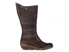 El naturalista-zapatos cómodos mujer-recyclus ella 927-bota de caña alta