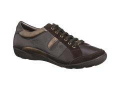 Xsensible-zapatos cómodos mujer-basket lace-zapato elástico con cordones