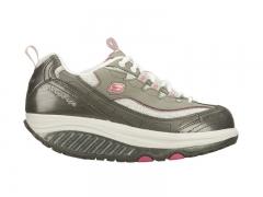 Skechers shape ups-zapatos cómodos mujer-12307 rokin out
