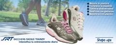 Skechers shape ups srt, novedad, intensifica tus ejercicios y entrenamientos