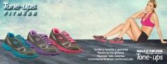 Skechers tone ups fitness, novedad en solocomodos.