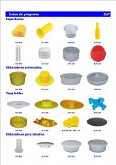 Tapones de protecci�n elp - caps para tuber�a - tapones c�nicas - tapa bridas - inserciones rectas