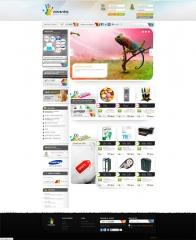 Diseño y Programación exclusiva Web con Tienda Online Naventis